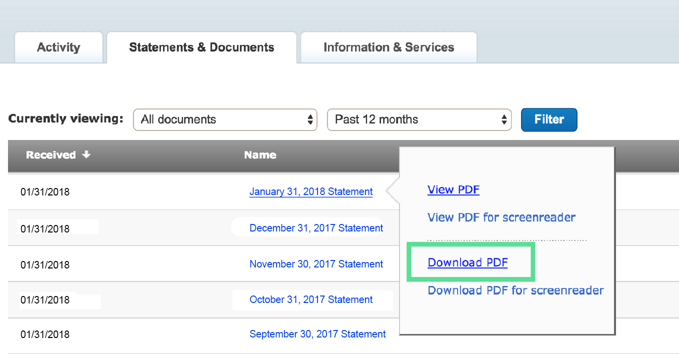 Step 5: Click U201cDownload PDFu201d. Triton Capital Is Not Affiliated With Bank Of  America.