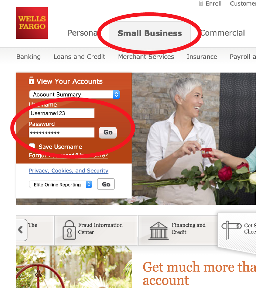 How to Download Your Wells Fargo Bank Statement